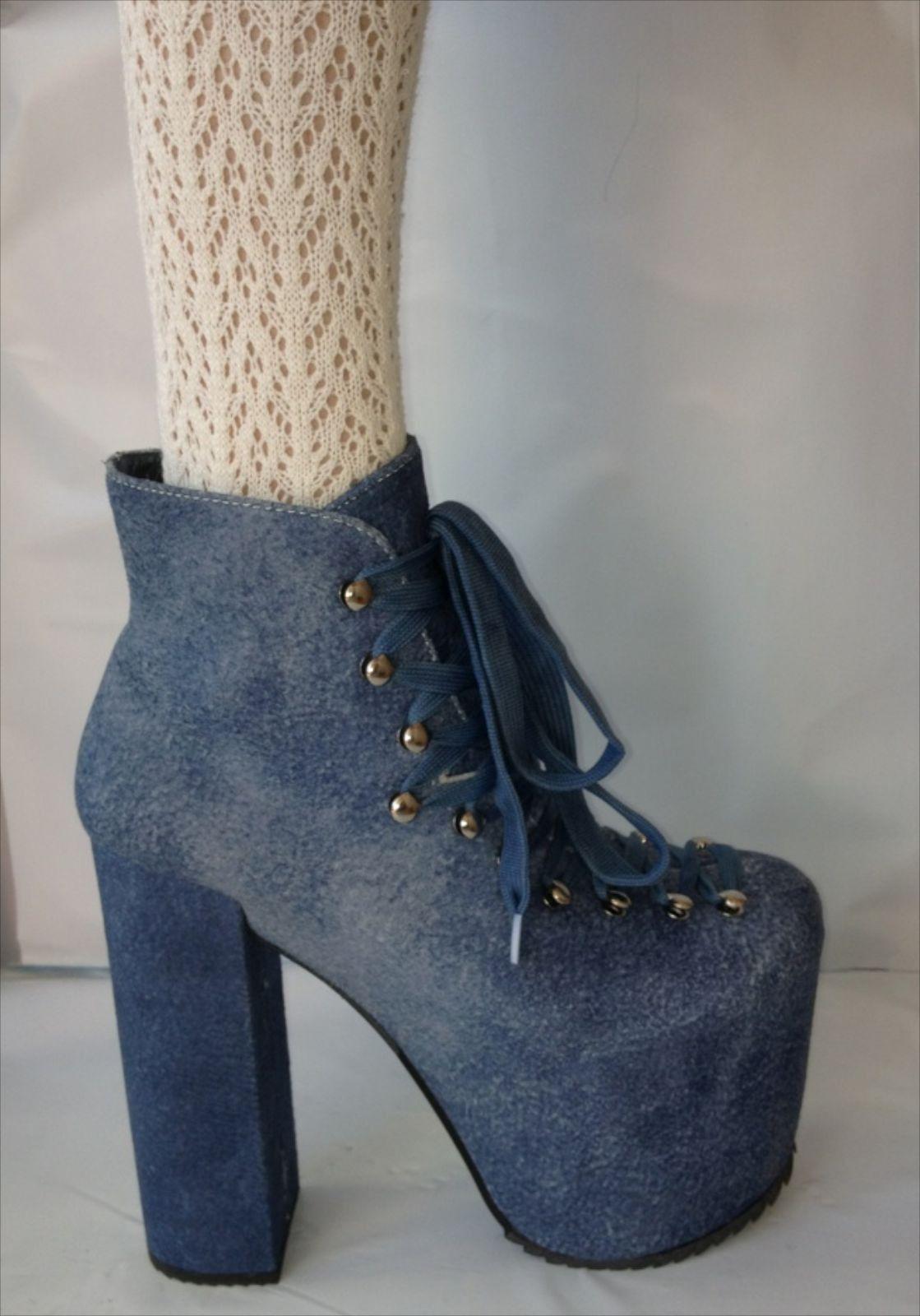 3e0d44d88a8 UNIF The Hellbound Platform Shoes