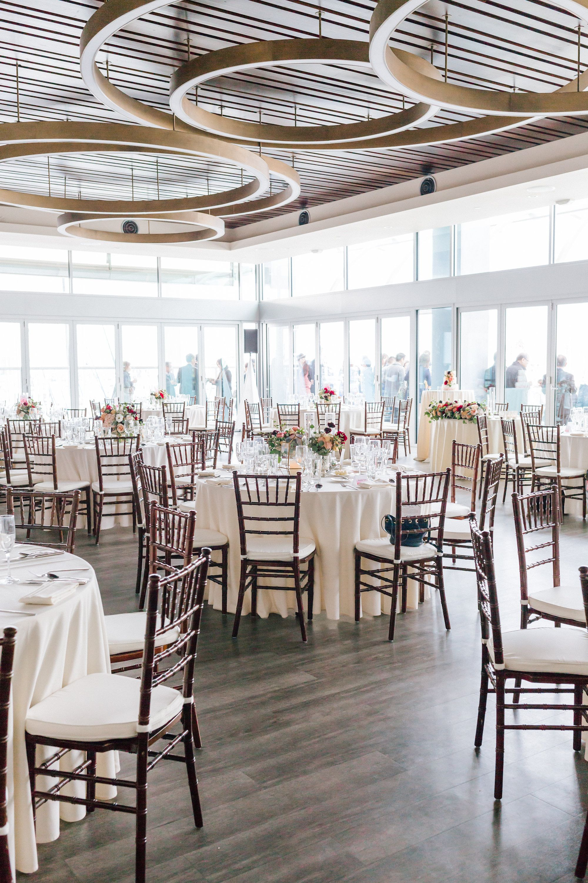 Celebrate Your Wedding With A Stunning Reception Space At Shade Hotel Redondo Beach The Marina Views Will Take Your Hotel Wedding Venues Redondo Beach Redondo