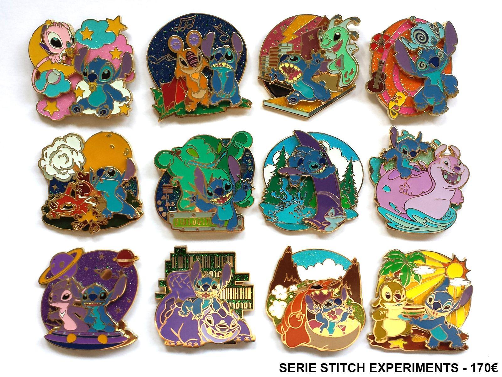 disney pins stitch invasion europe