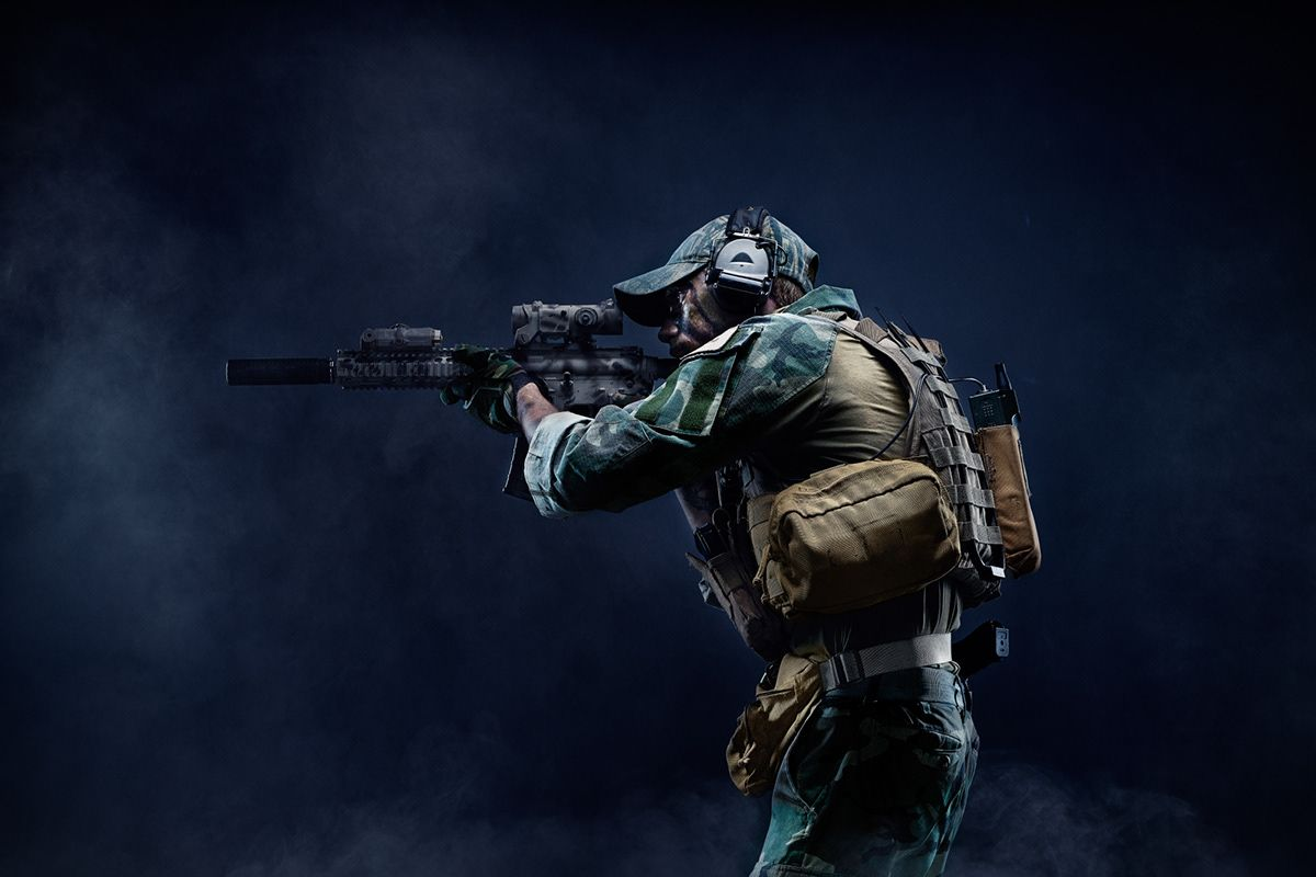 Soldiers of fortune on behance soldier fortune special
