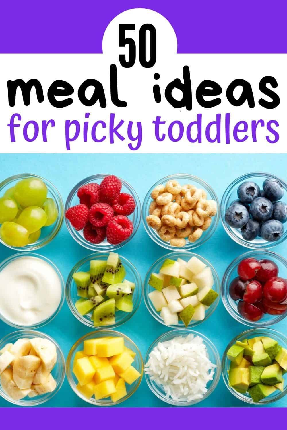 30 Meal Ideas for a 1yearold Baby food recipes, Meals