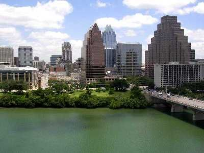 Austin, Texas.  Seems like a place with a lot to do.  But someone won't even consider it so I guess it's not really on my list.