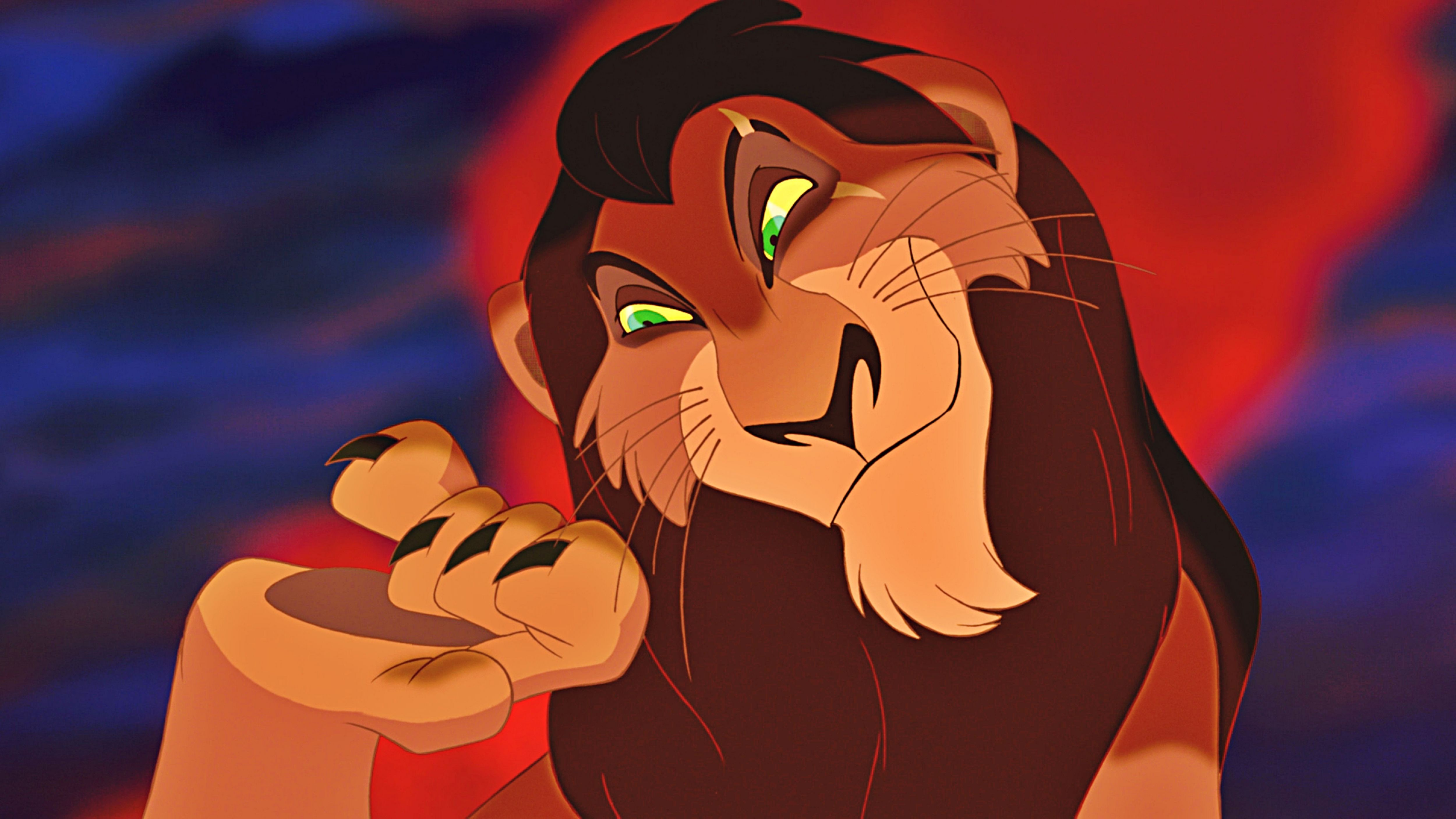 Lion king characters scar - photo#29