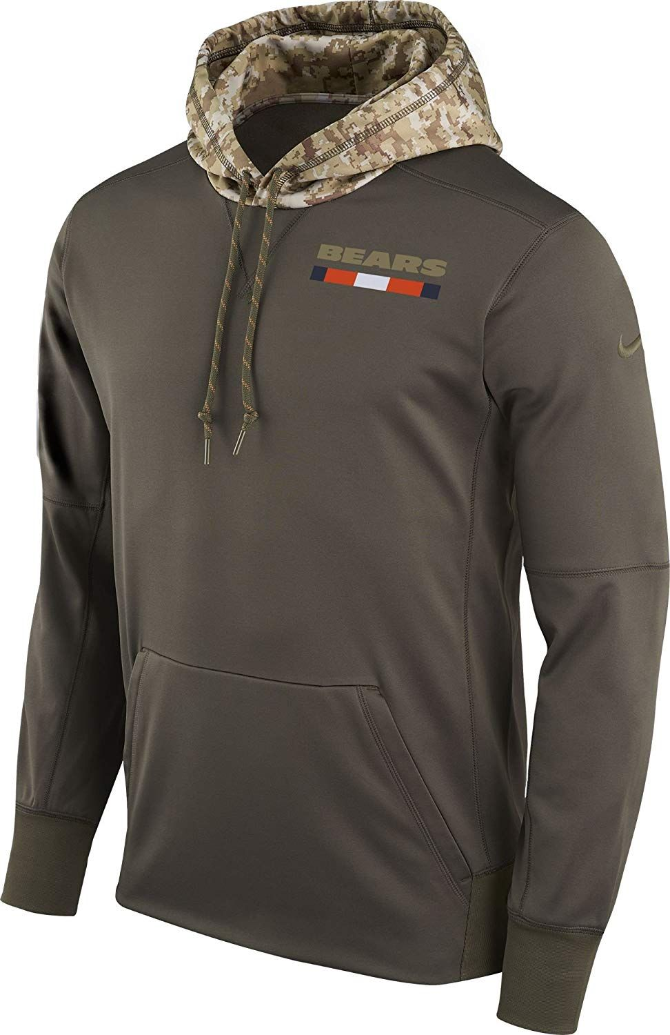 22 fascinating chicago bears salute to service hoodie
