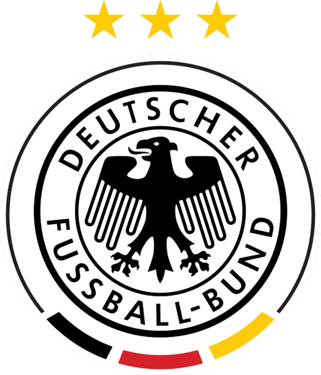 Germany Football Badge Jpg 1 026 1 200 Pixels Germany National Football Team Germany Football Germany Football Team
