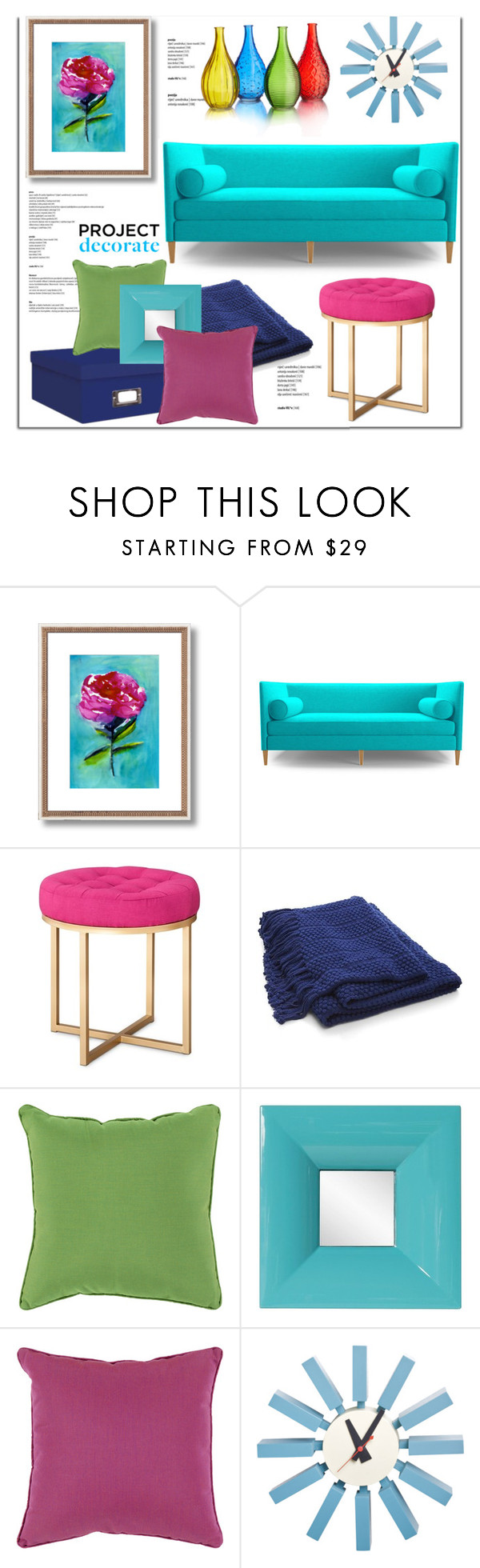 """Decorating"" by lilieshomeandgarden on Polyvore"