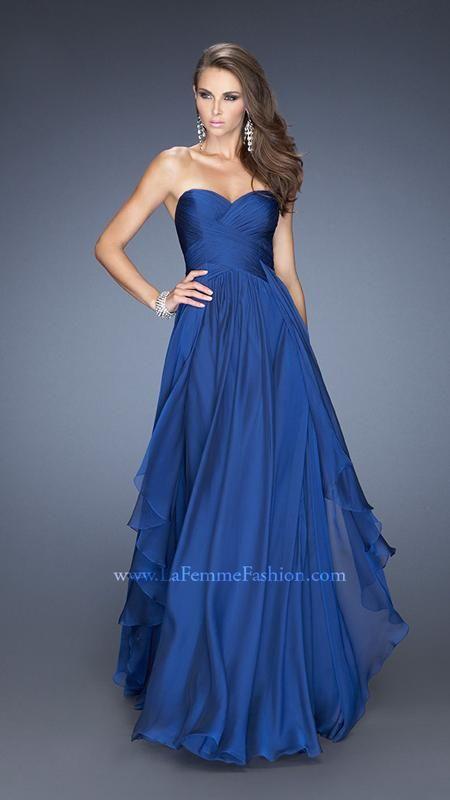 La Femme 19741   La Femme Fashion 2014 - La Femme Prom Dresses ...