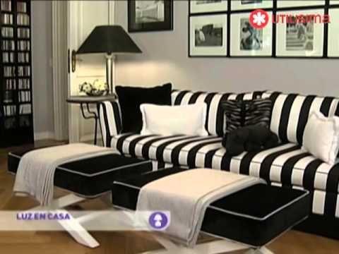 Utilísima Luz en Casa Tips para elegir el sillón para el living