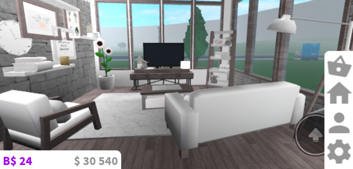 Cute Bloxburg Living Room Small Modern Living Room Diy House Plans Cheap Living Rooms