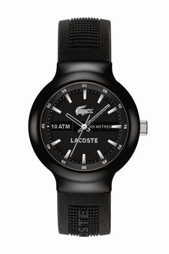 Meh, an alright lounger... #Lacoste Men's Borneo #watch  #LacosteWishList