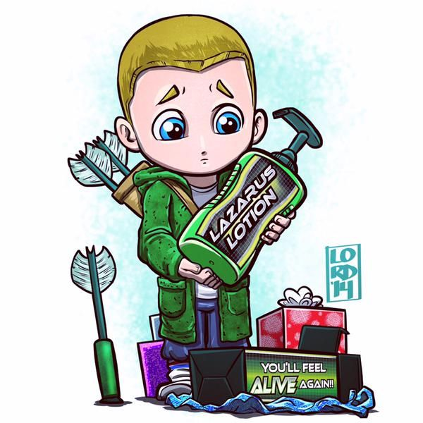 Um...Thank you? Might want 2 hold on 2 that Oliver #Arrow #fanart