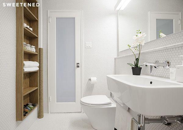 Before And After: Ellenu0027s Kensington Bathroom Renovation   Sweetened!