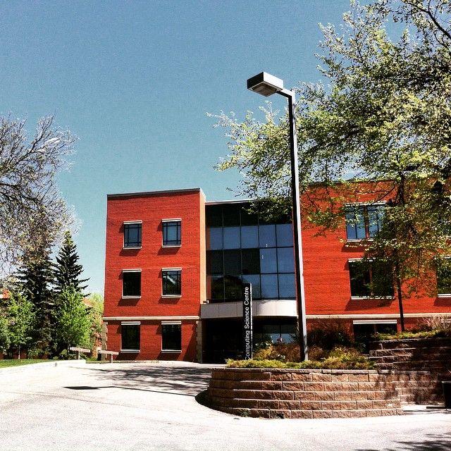 University of Alberta - Computing Science building - Edmonton, Alberta, Canada