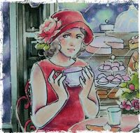 Copic Deutschland Blog: Café Paris