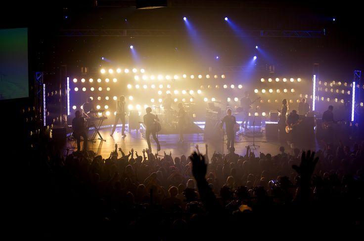 elevation   Stage design, Church stage, Worship leader