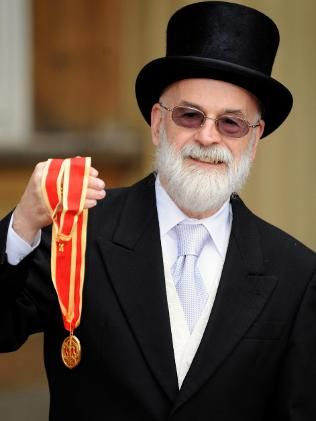 terry pratchett mort