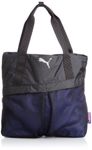 a8fb0a0bff41 PUMA női Fitness táska Gym bevásárló táska Black Spectrum Blue Fluo Pink 37  x 39 x 13 cm 072189 01 - Trendmaker Trendmaker.hu Esprit Replay Police  Excellanc ...