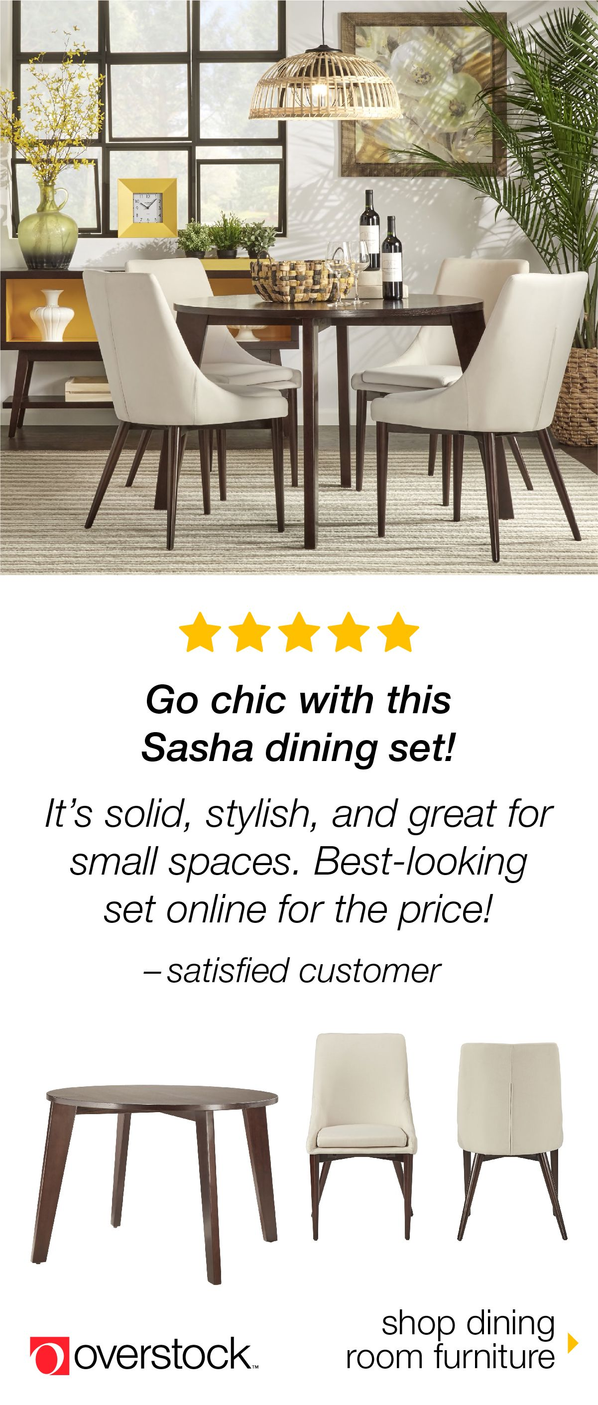 Shop Our Selection Of Dining Room Furniture By Size Material Color And Style To Find The Best Fit At Lowest Price
