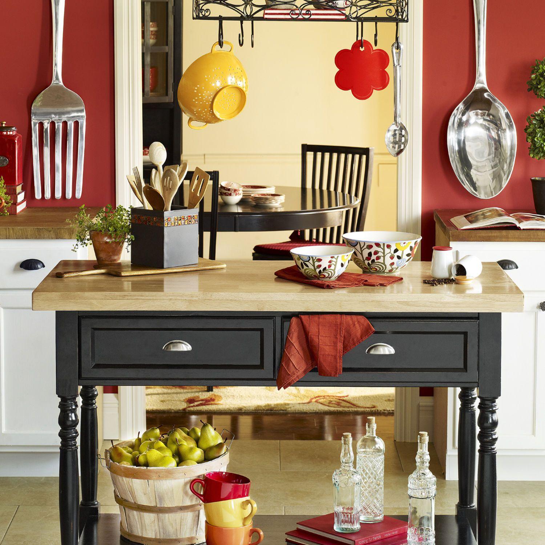 Unique Kitchen Decor: Fork Spoon Wall Decor, Kitchen Decor