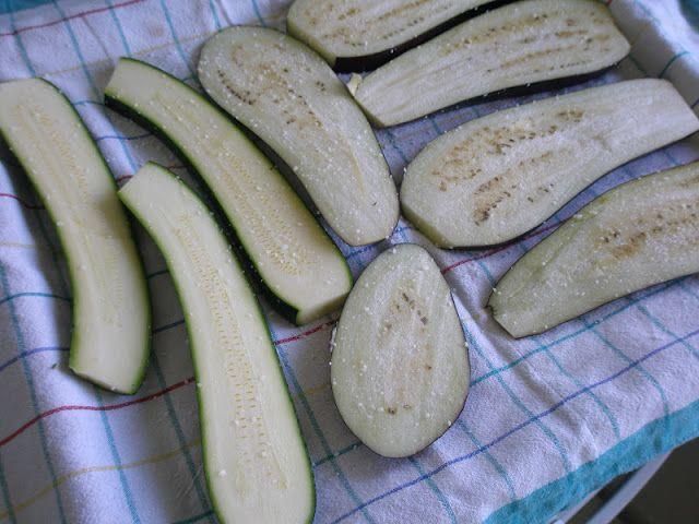 frk. sveske: aubergine lasagne med kødsovs