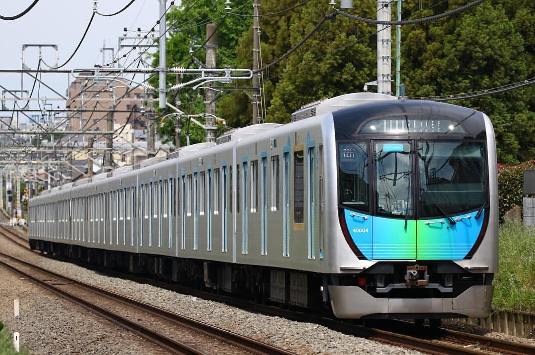40104f 西武40000系 西武鉄道 西武線 西武っ子 鉄分補給 鉄道のある風景 鉄道好きな人と繋がりたい Train Railway Japan