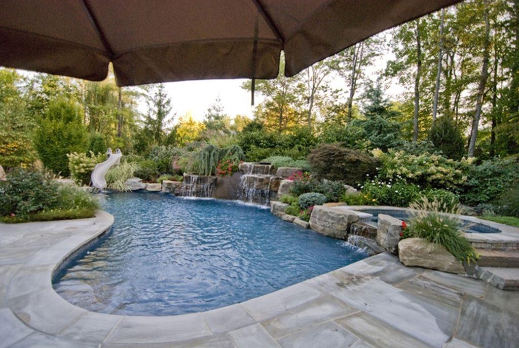 Pool And Patio Design Ideas Pool Ideas Luxury In Ground Swimming Pool And Patio  Design Ideas