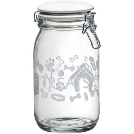 Pets Glass Storage Jars Jar Storage Jar
