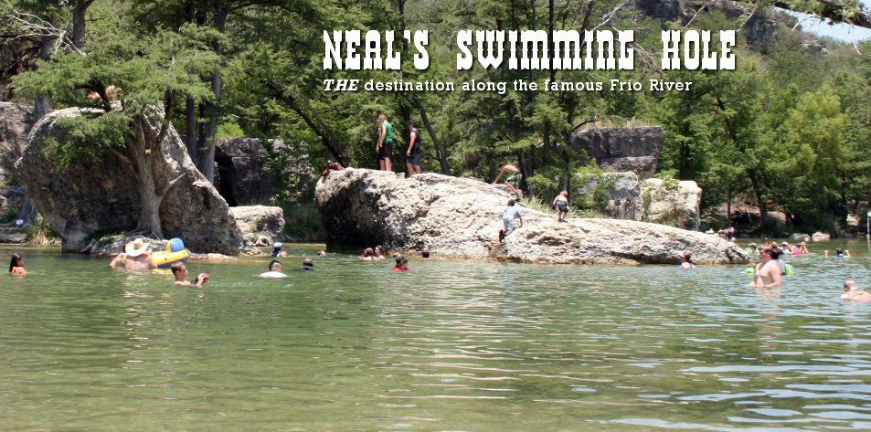 Beau Neals Lodges, Cabins And Lodging In Concan, TX Along The Frio River. This