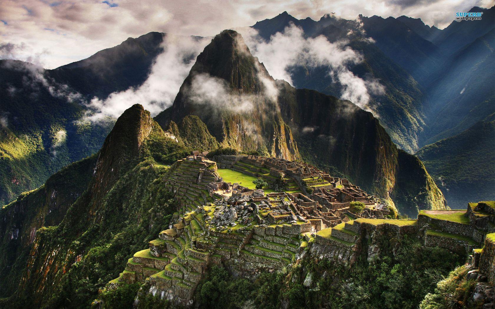 Machu Picchu: Spirit Journey to Peru JOIN US this September