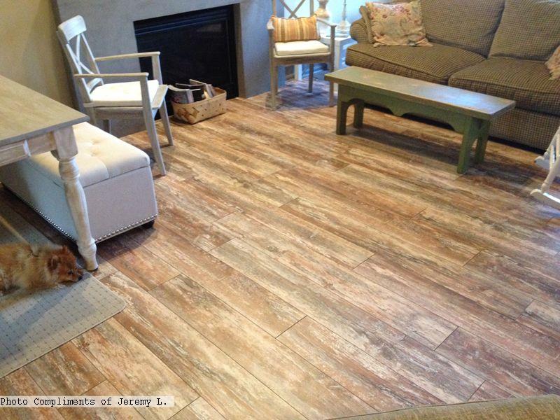 Kronoswiss Historic Cherry D2838 12mm Laminate Flooring