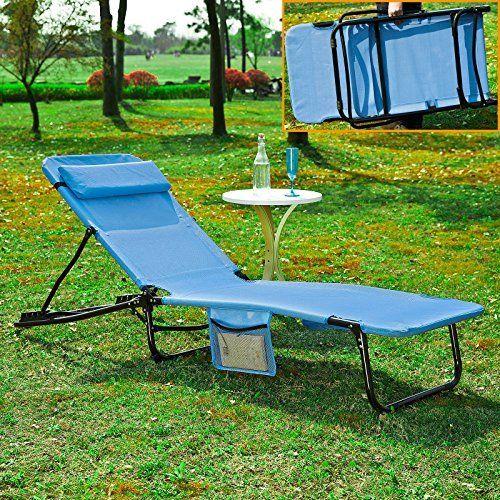 sobuy ogs12 ogs21 chaise longue bain de soleil transat de jardin pliante chaise - Relax De Jardin