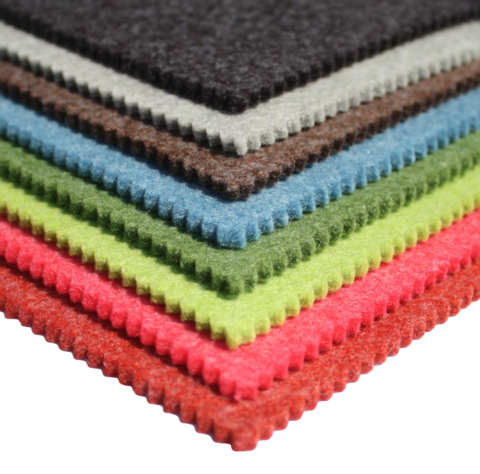 4mm Thick Eco Friendly Vegan Friendly Synthetic Designer Felt By