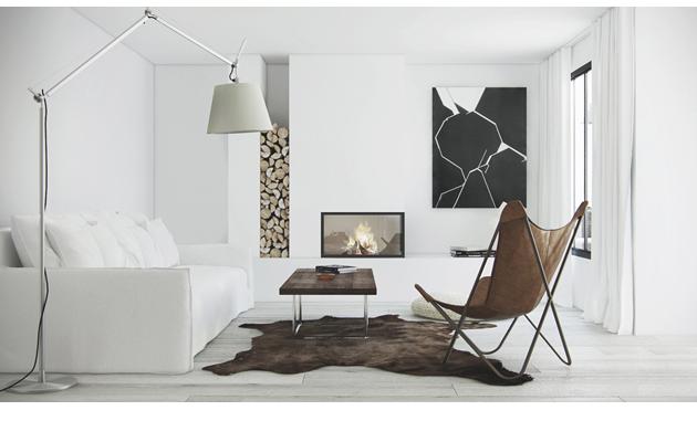 Zwart en wit in het interieur Interieur design by nicole & fleur ...