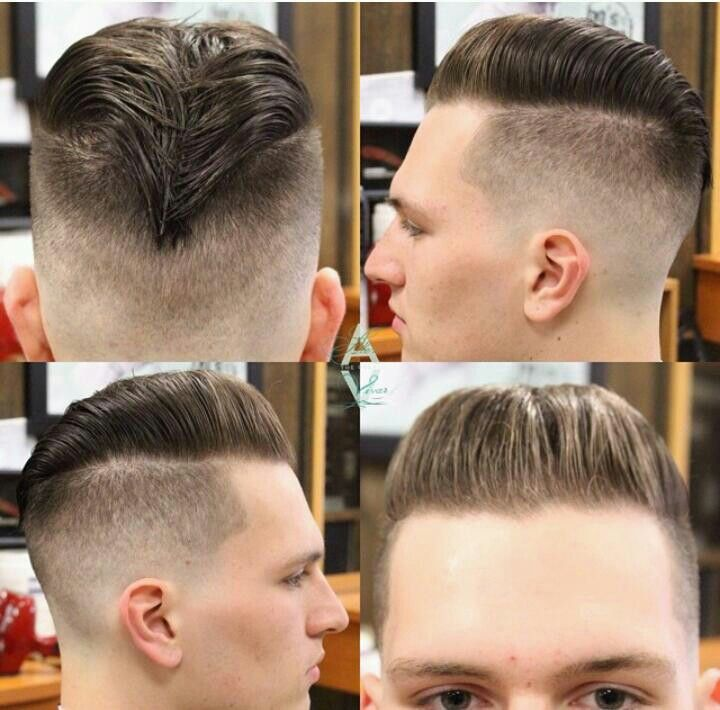 Duck Tail Pompadour Hairstyles Haircuts Ducktail Haircuts For Men