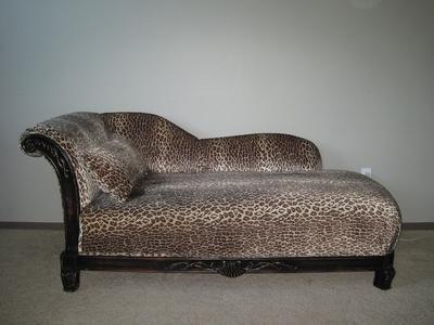 Leopard print chaise Sofa furniture, Chaise, Chaise lounge