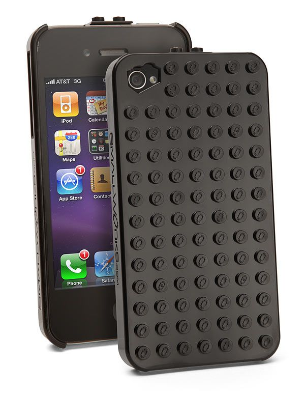 cheap for discount 631c3 799b9 SmallWork's iPhone Brick Case. Compatible with Lego bricks so you ...