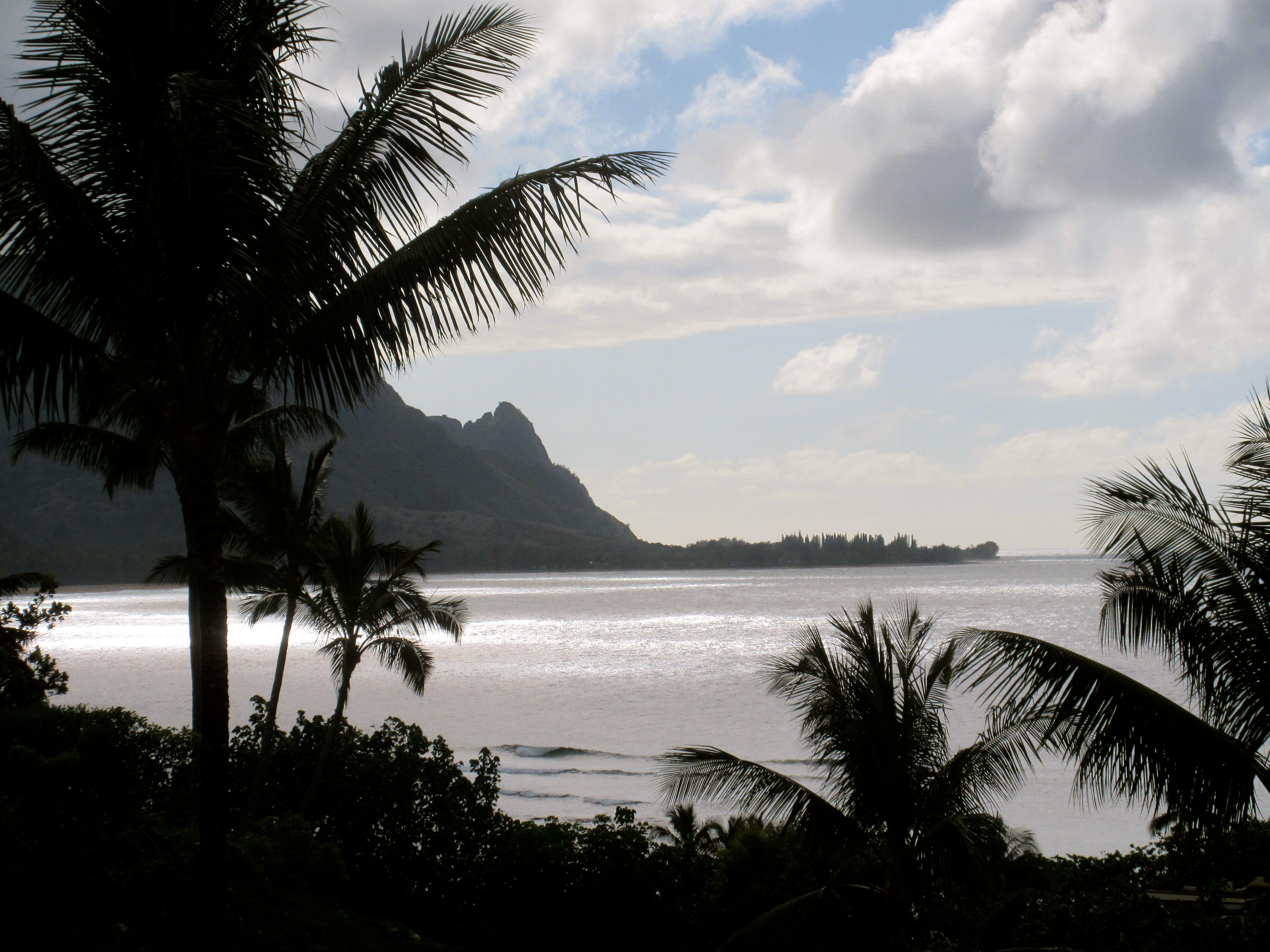 view from Princeville, Kauai Bali Hai Kauai, Hawaiian