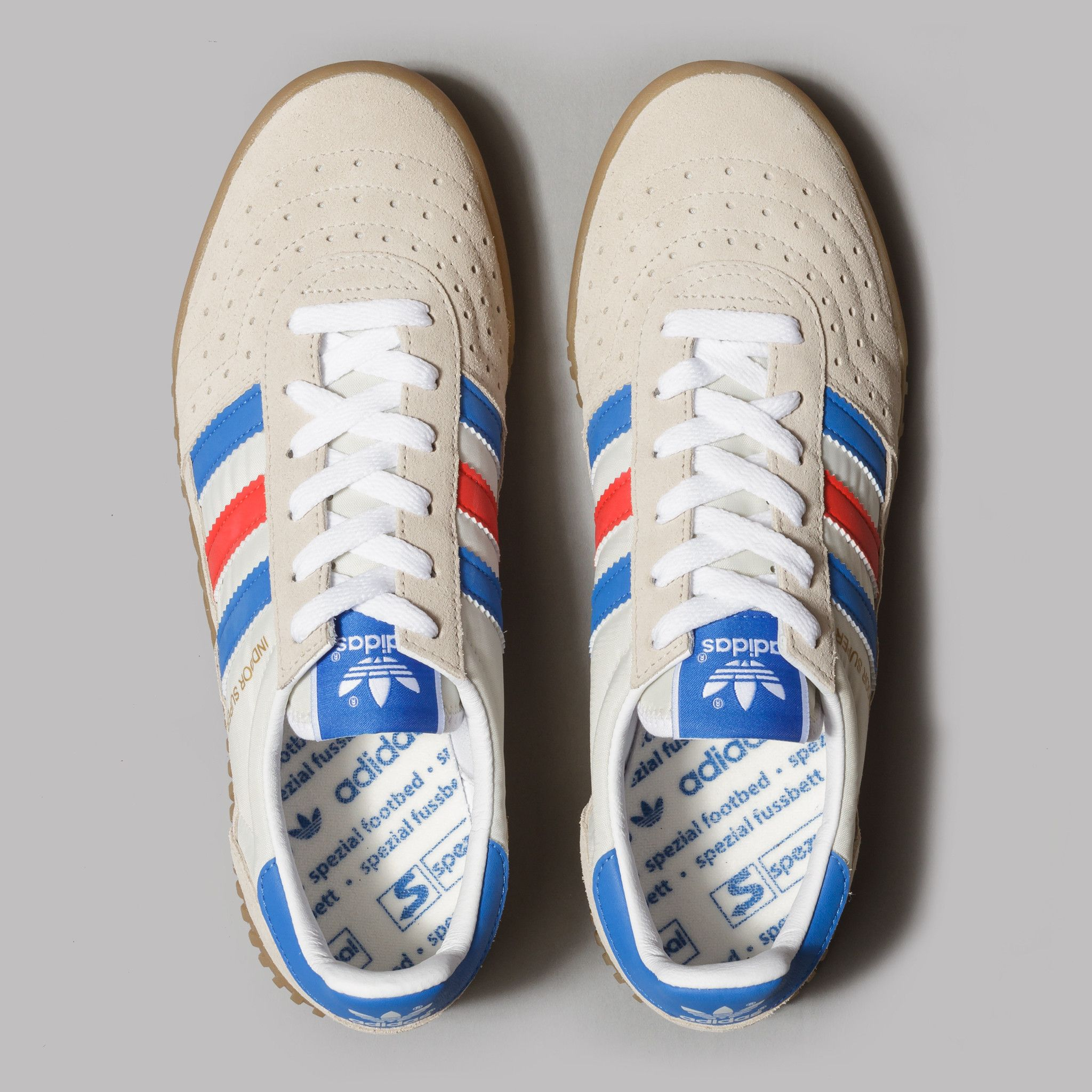 7adbc332907d ... Adidas Indoor Super x Spezial Chalk White ...
