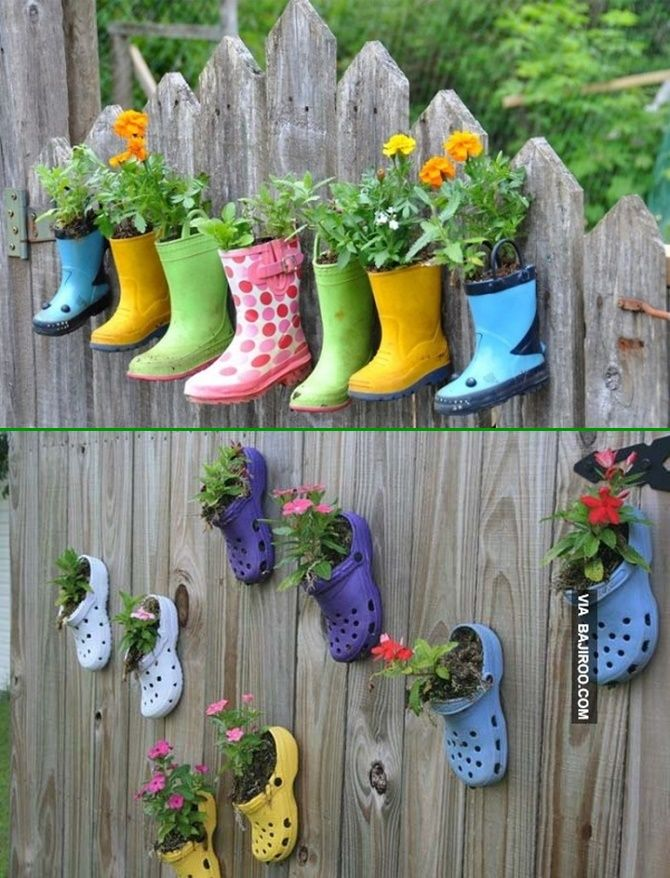Garden Fence Decoration Ideas decorative fencing ideas uk decor 20 Backyard Garden Fence Decoration Makeover Diy Ideas
