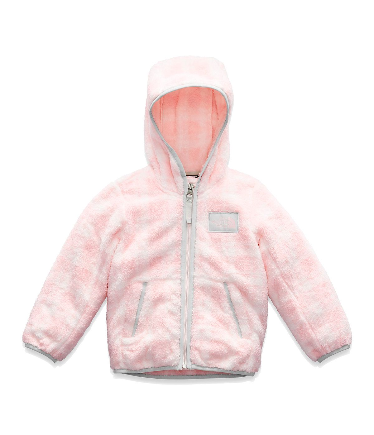 New The North Face Kids Girls Campshire Sherpa Fleece Jacket Full Zip Coat