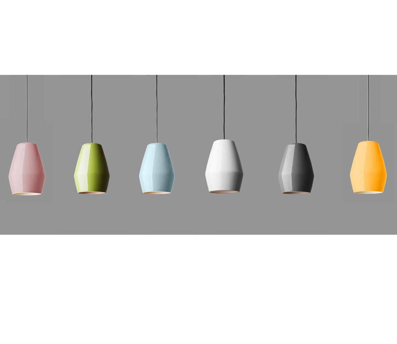 Bell Ceramic Pendant Light From Northern Lighting