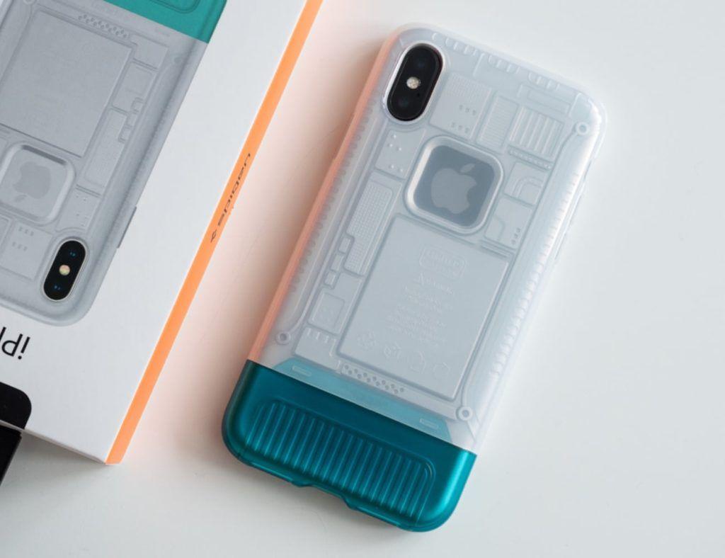 newest f7af8 a6ee0 Spigen Classic C1 iPhone X Case | Product Design Ref.