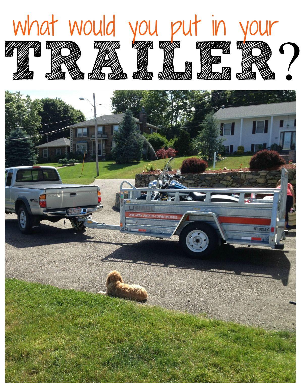 U Haul Rentals Cargo Utility And Car Trailer Rentals Best Gas Mileage Camping Equipment Rental Trailer