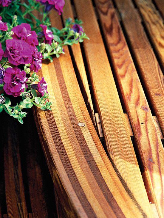 Gartengestaltung Mit Holzterrasse | masion.notivity.co