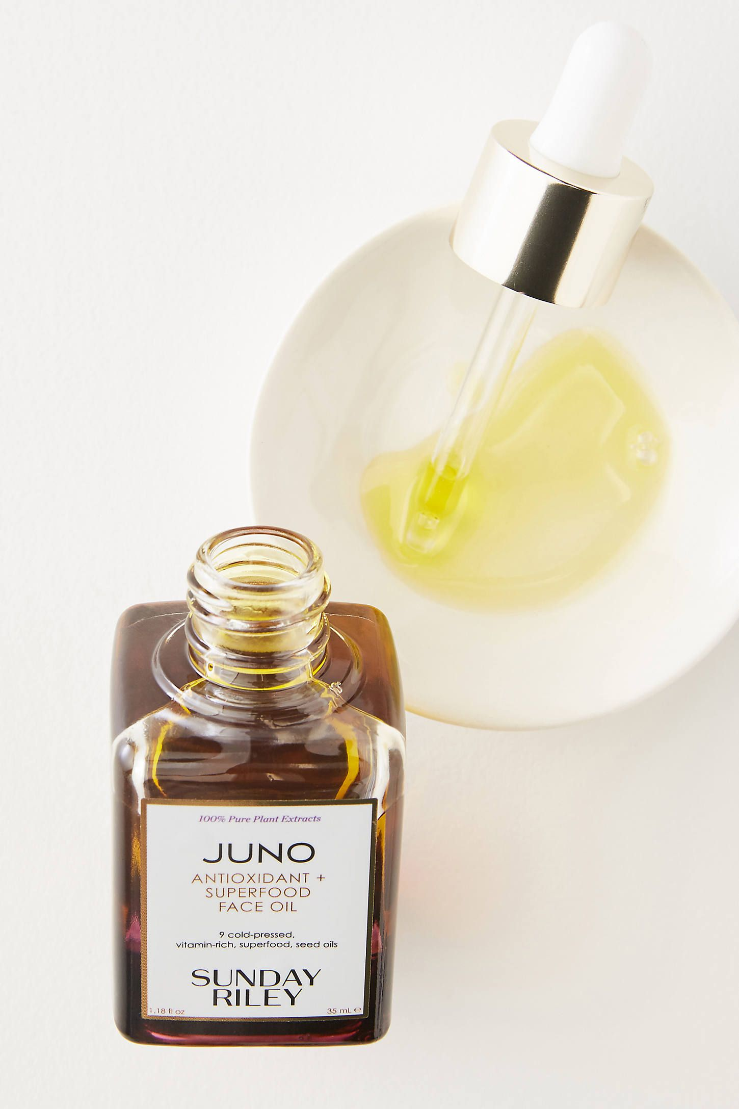 Sunday Riley Juno Antioxidant Superfood Face Oil Face Oil Homemade Hair Products Dry Oil