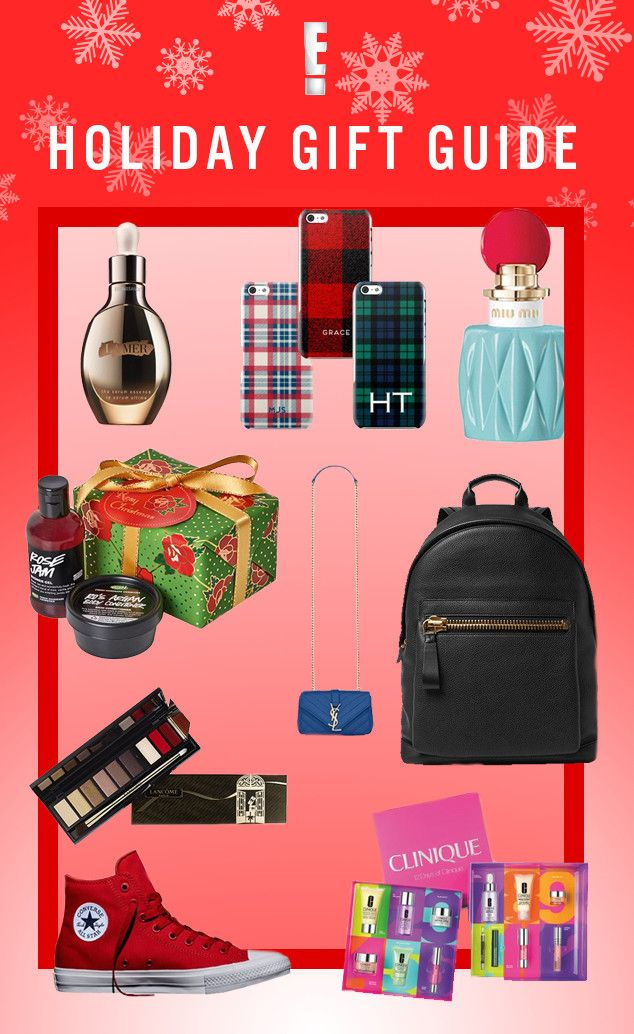 They're here: E!'s 2015 Holiday Gift Guides! With December celebrations around the corner, we've got you covered with all the best gift inspo (...or treat yourself, we won't tell!) After all, even jolly old St. Nicholas has a village of elves helping him out—so why shouldn't you get little assistance too?