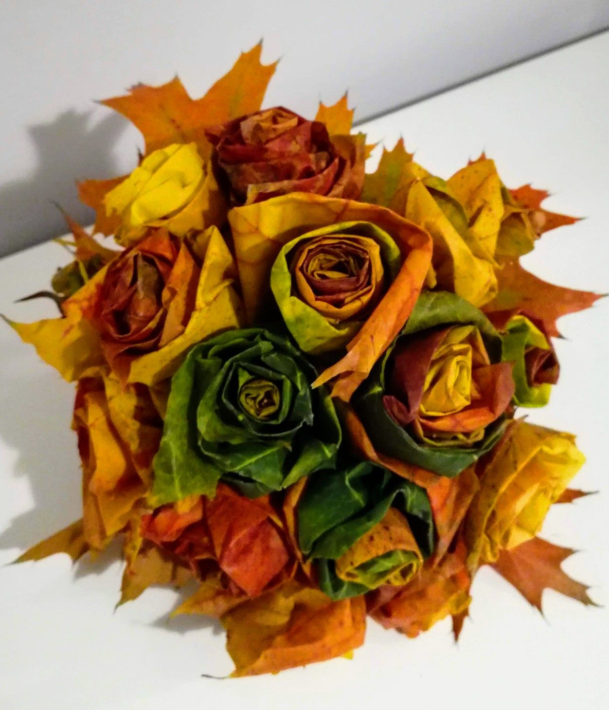 A G Bukiet Jesienny Z Lisci Fall Wreath Wreaths Decor