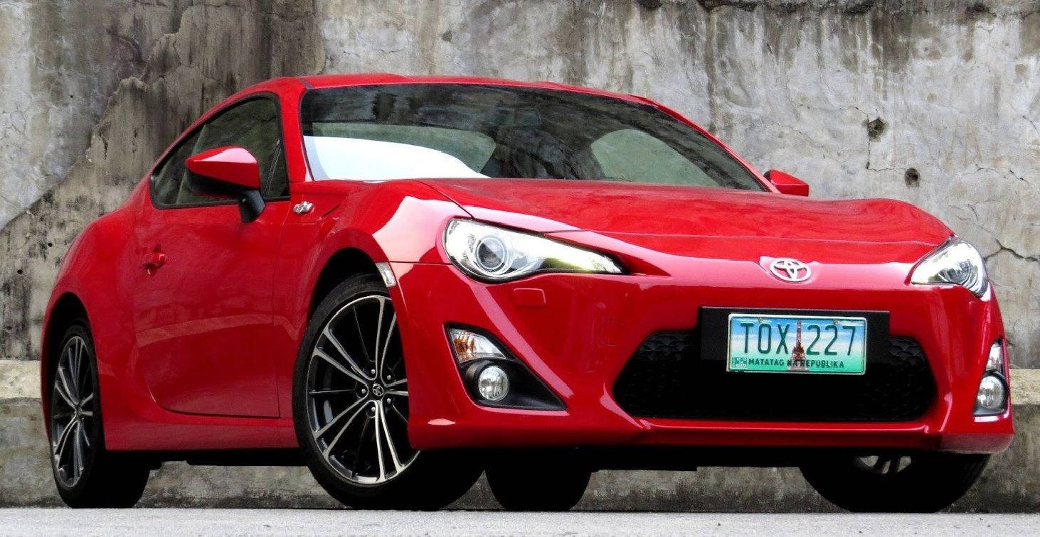 Toyota GT 86. Toyota is dominating the Philippines car market, one of the fastest growing in the 2013.