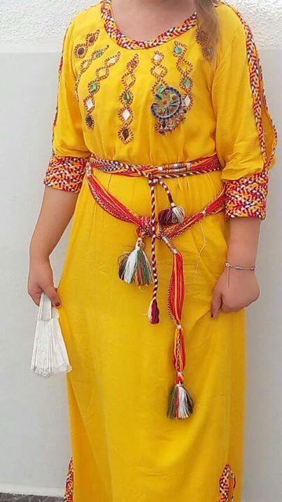 77a85d16879 Robe kabyle Robe kabyle