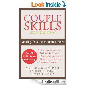 Couple Skills: Making Your Relationship Work eBook ...